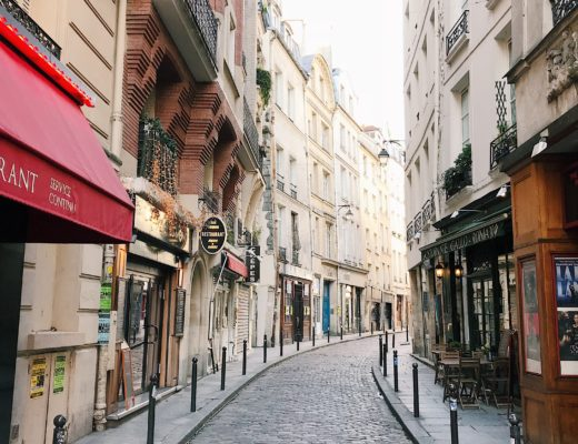 Visiting Paris in the fall - what to expect, weather, where to go, what to do, what to wear