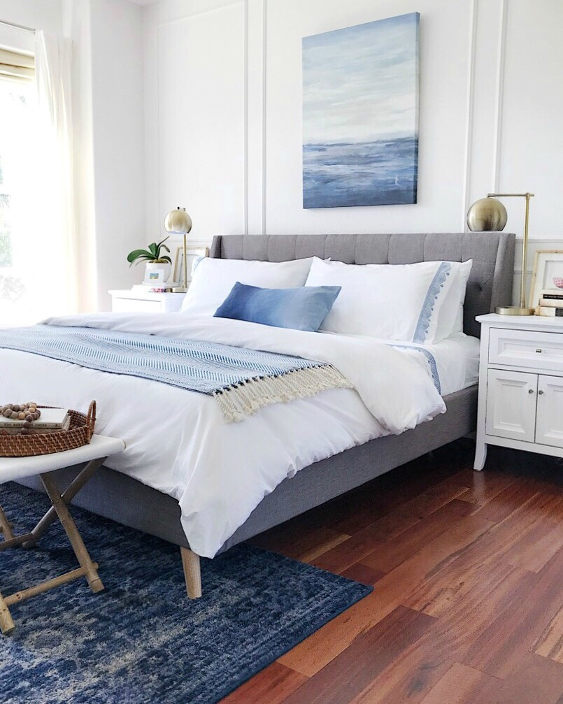 How to Decorate with Blue and White: Fresh Ideas for Your Home