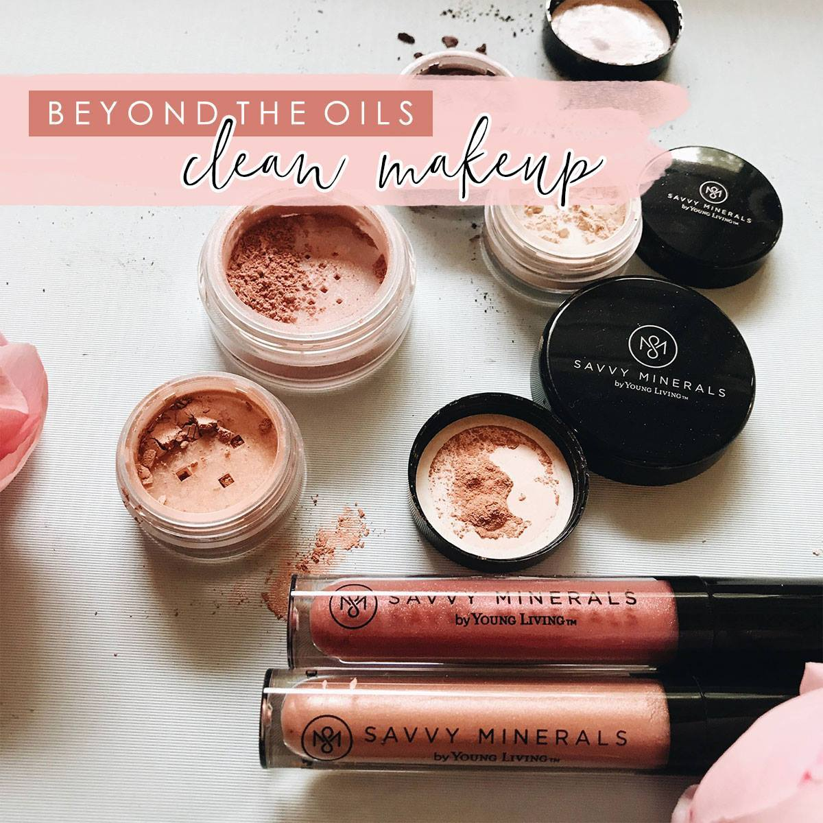 Savvy Minerals Chemical Free Makeup