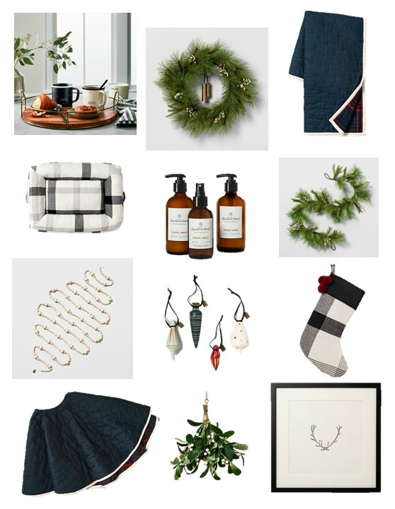 holiday home decor favorites from hearth hand at target jane at home. Black Bedroom Furniture Sets. Home Design Ideas