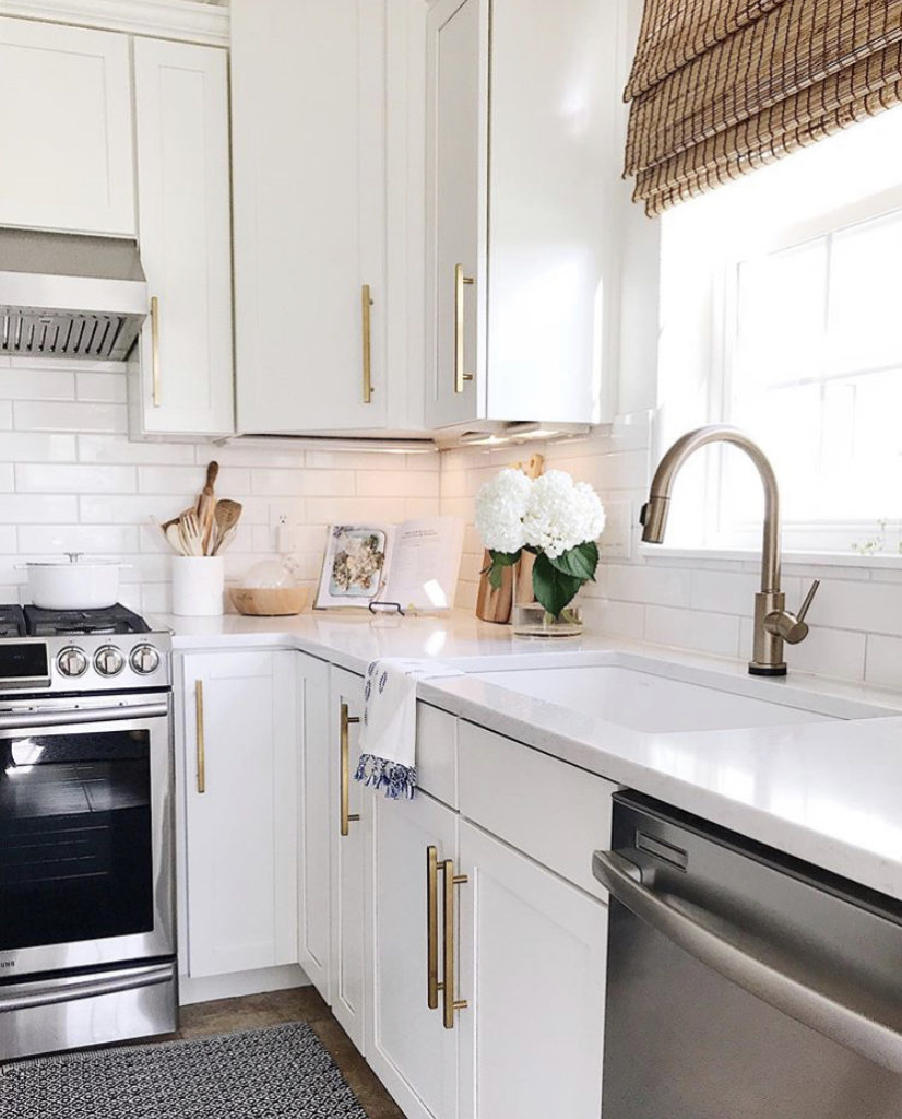 Modern coastal kitchen - jane at home