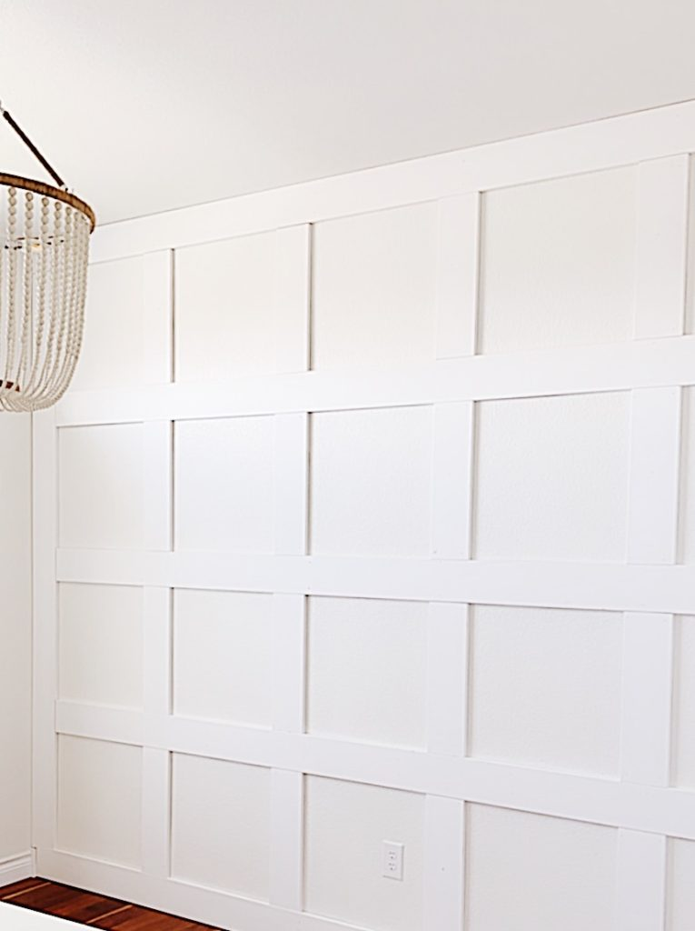 How To Install Decorative Wall Molding An Easy Diy Jane At Home