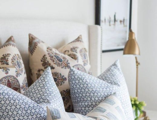 Freshen up your home's interior with these swoonworthy neutral fall pillows, featuring modern, classic and global-inspired finds for the bedroom and living room! These beautiful pillows match any style of interior and Check out my curated collection of beautiful mix and match fall pillows for the home! jane at home