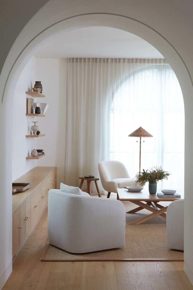 2021 Decor and Design Trends I Love: Relaxed Comfortable Seating in the Living Room