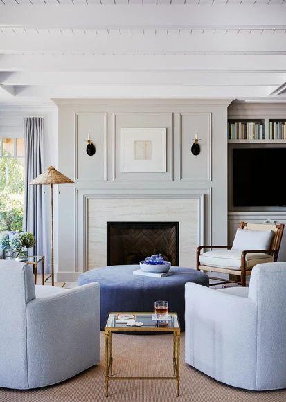Lisa Tharp Living Room
